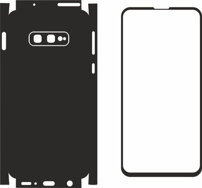 Picture of Samsung Galaxy S10e Skin Template
