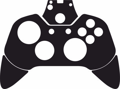 Picture of Xbox One Controller Skin Template
