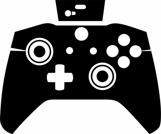 Picture of Xbox One S Controller Skin Template