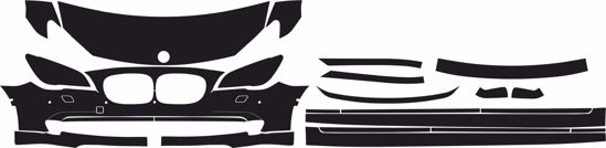 Picture of BMW 7 Series Sedan 2009