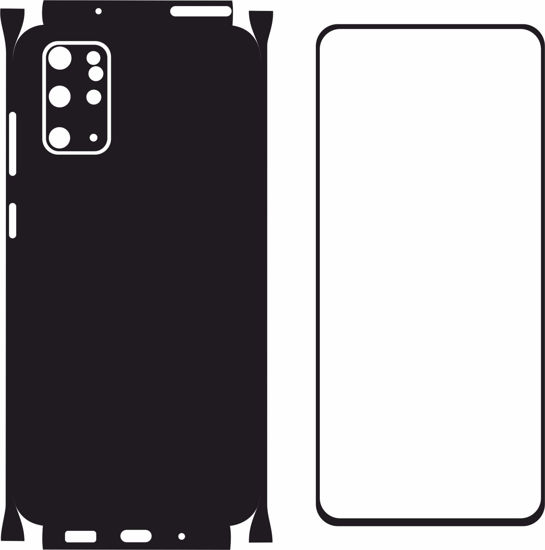 Picture of Samsung Galaxy S20 Plus Template