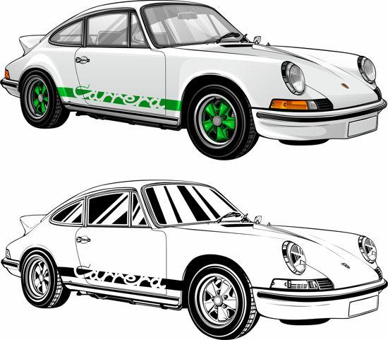 Picture of Porsche 911 Carerra RS