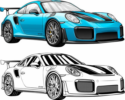 Picture of Porsche 991 GT2 RS