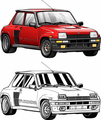 Picture of Renault 5 Turbo 2