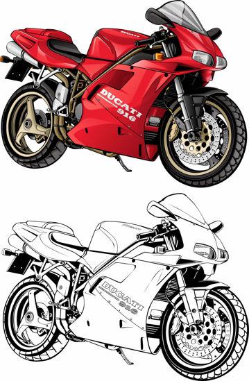 Picture of Ducati 916