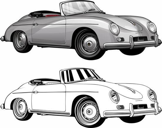 Picture of Porsche 356 Speedster
