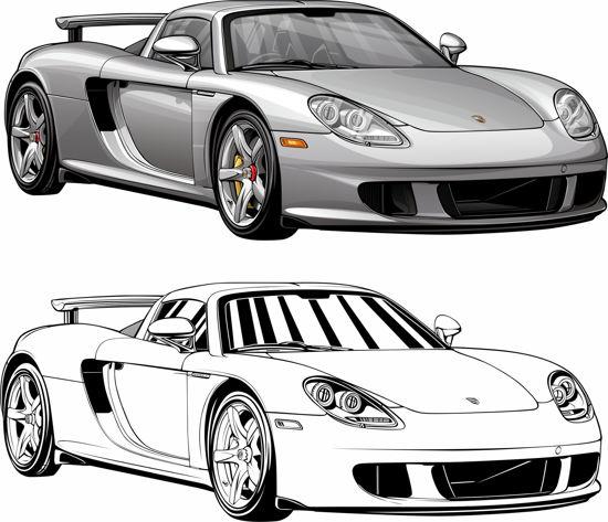 Picture of Porsche Carrera GT