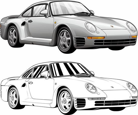 Picture of Porsche 959